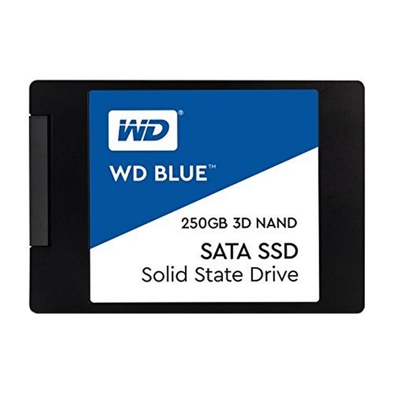 Western Digital WDS250G2B0A SSD 250GB SATA3 Blue