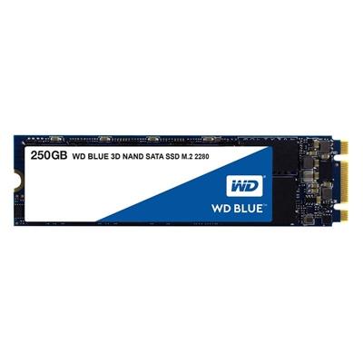 Western Digital WDS250G2B0B SSD M.2 2280 250GB Blu