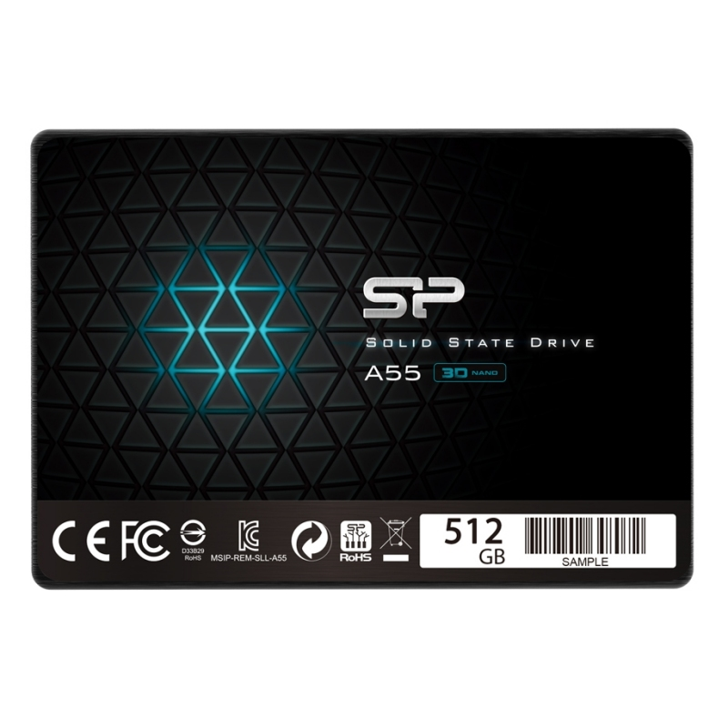 SP A55 SSD 512GB 2.5
