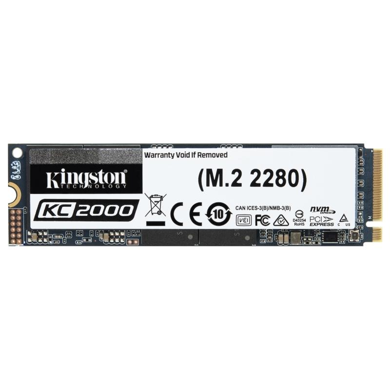 Kingston SKC2000M8/250G SSD NVMe PCIe 250GB