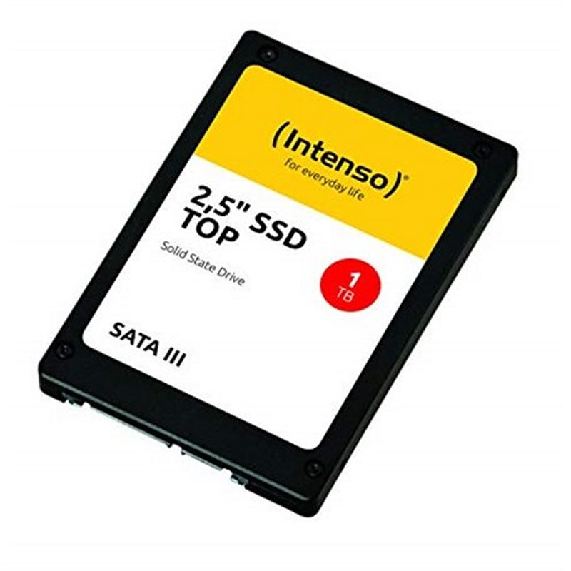 Intenso 3812460 Top SSD 1TB 2.5