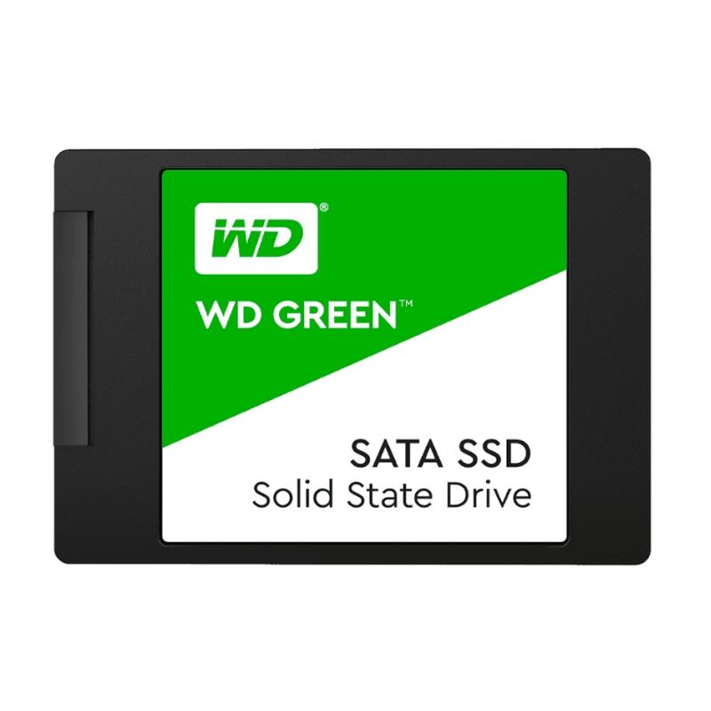 Western Digital WDS480G2G0A SSD 480GB SATA3 Green