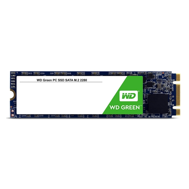 Western Digital WDS480G2G0B SSD M.2 2280 480GB Gre