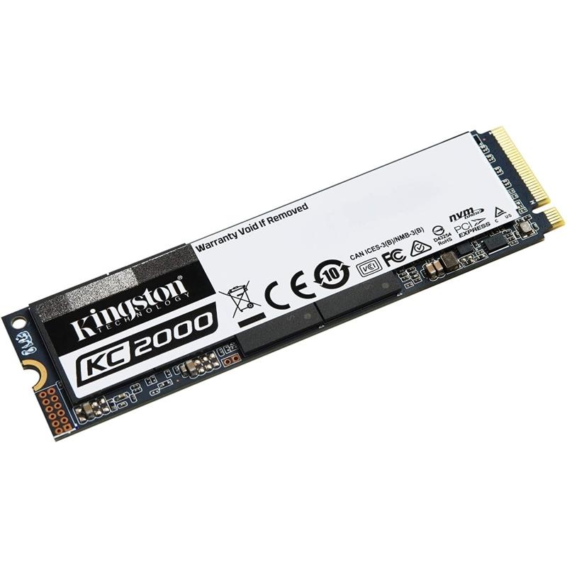 Kingston SKC2000M8/2000G SSD NVMe PCIe 2000GB