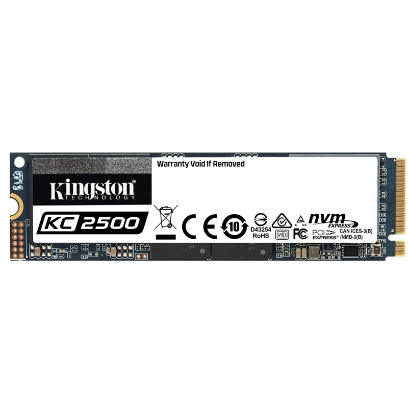 Kingston SKC2500M8/250G SSD NVMe PCIe 250GB