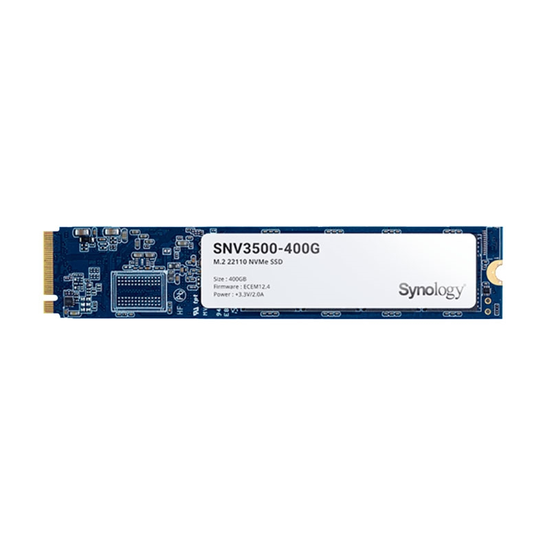 Synology SNV3500-400G SSD NVMe M.2 22110
