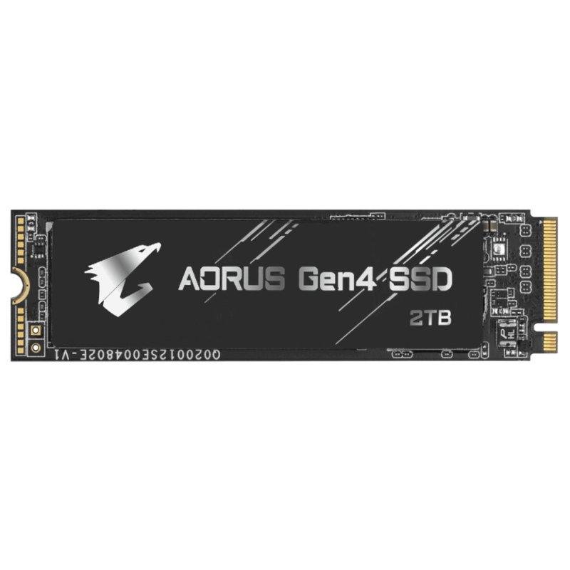 Gigabyte GP-AG42TB AORUS Gen 4 SSD NVME 2TB