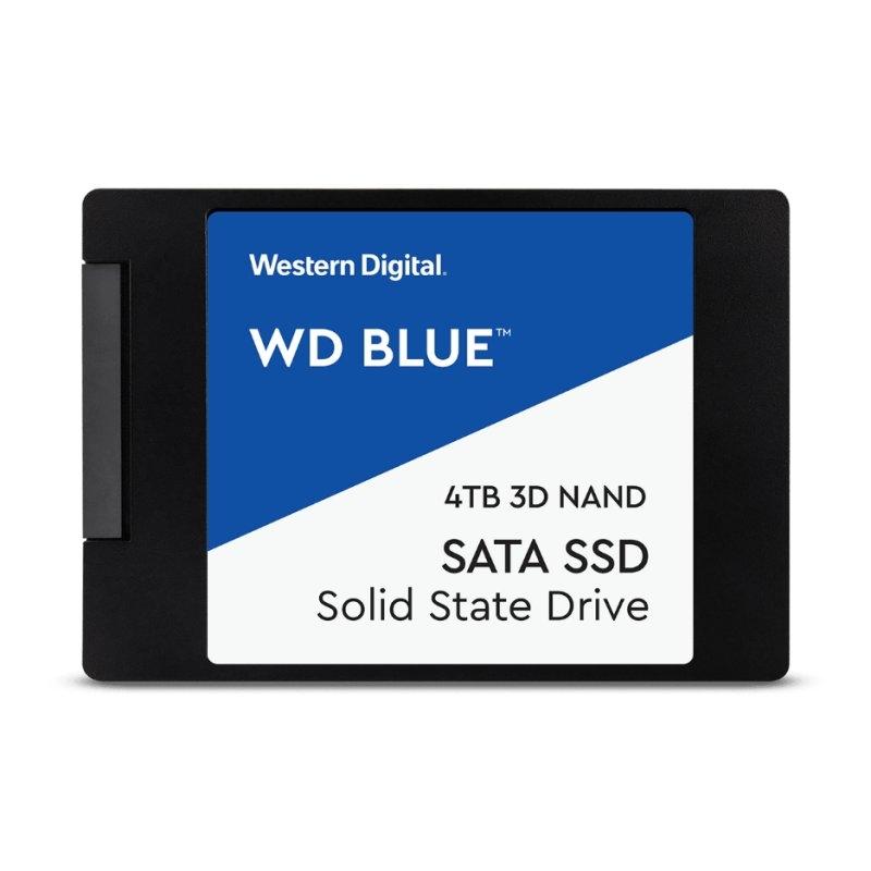 Western Digital WDS400T2B0A SSD 4TB SATA3 Blue