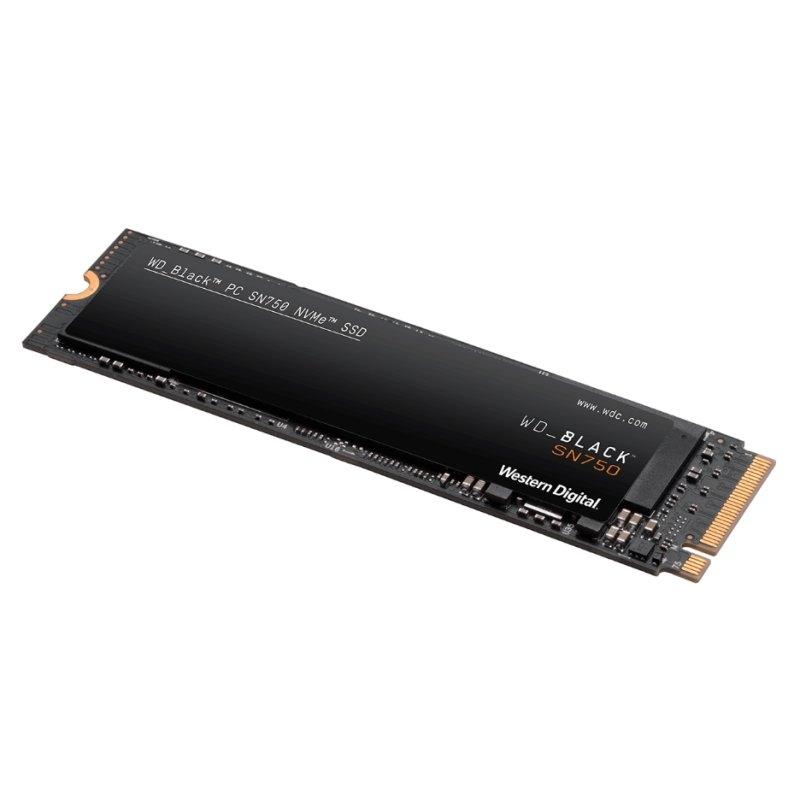 Western Digital WDS200T3X0C SSD NVMe M.2 2TB Black
