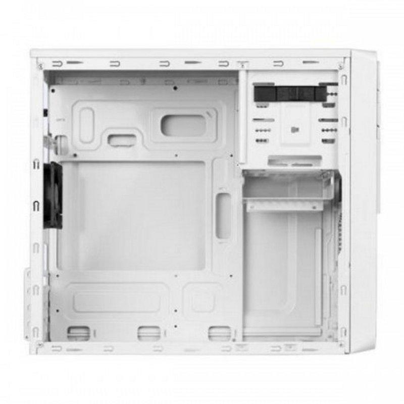 Hiditec Caja Micro ATX Q3 White Edition Sin Fte