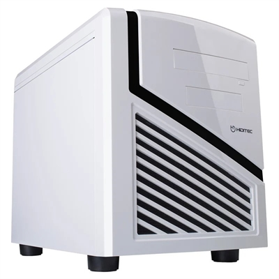 Hiditec Caja Micro ATX Snow Kube USB 3.0