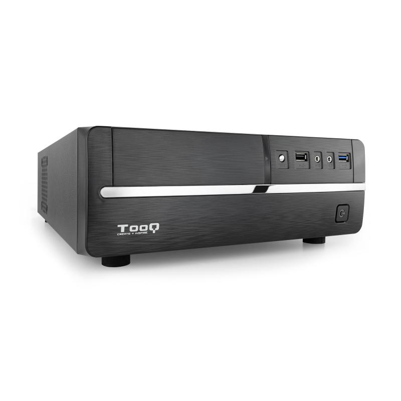 Tooq Caja Micro ATX/ITX TQC-3005U3 500W USB3.0