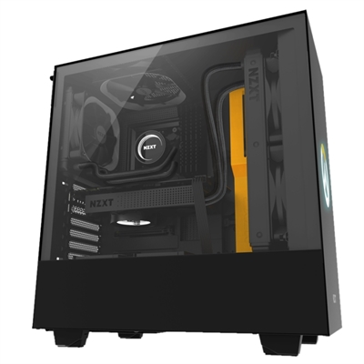 NZXT Caja SemiTorre H500 Edition Overwatch