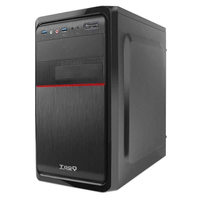Tooq Caja Micro ATX TQC-4745DU3C-B 500W 2xUSB3.0