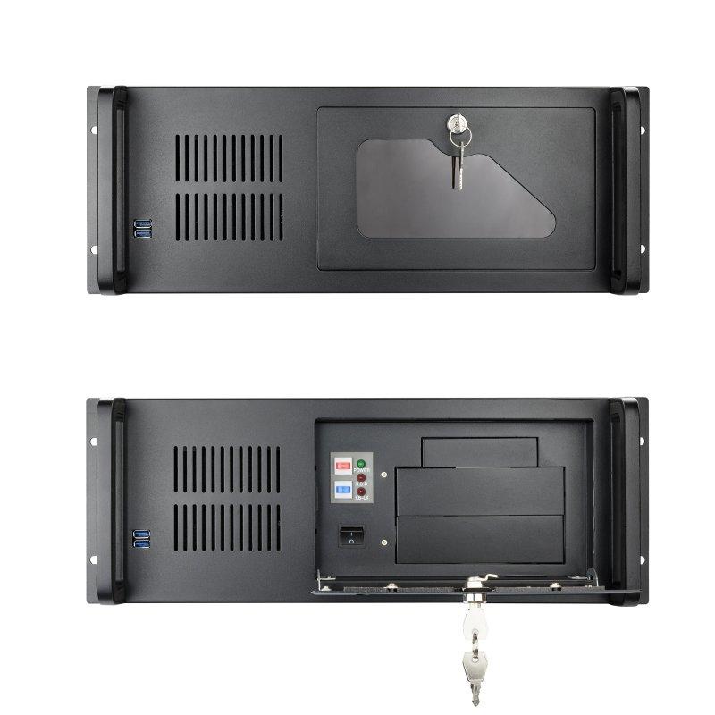 Tooq Caja RACK-406N-USB3 4U 19