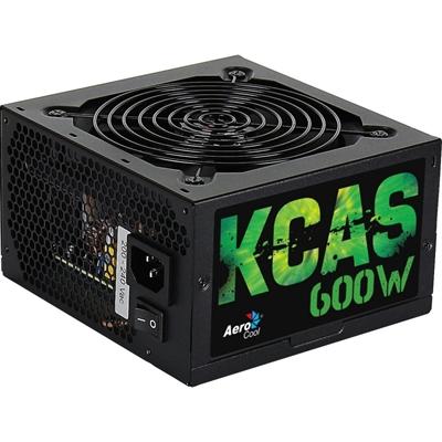 Aerocool Fuente Al. KCAS 600S 80+ Bronze PFC Ac