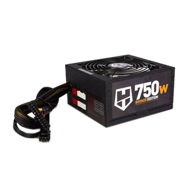 Nox Fuente Al. HUMMER ATX 750w Modular 80+ Bze
