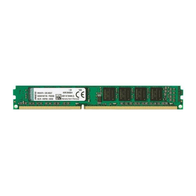Kingston KVR13N9S8/4 4GB DDR3 1333MHz Single Rank