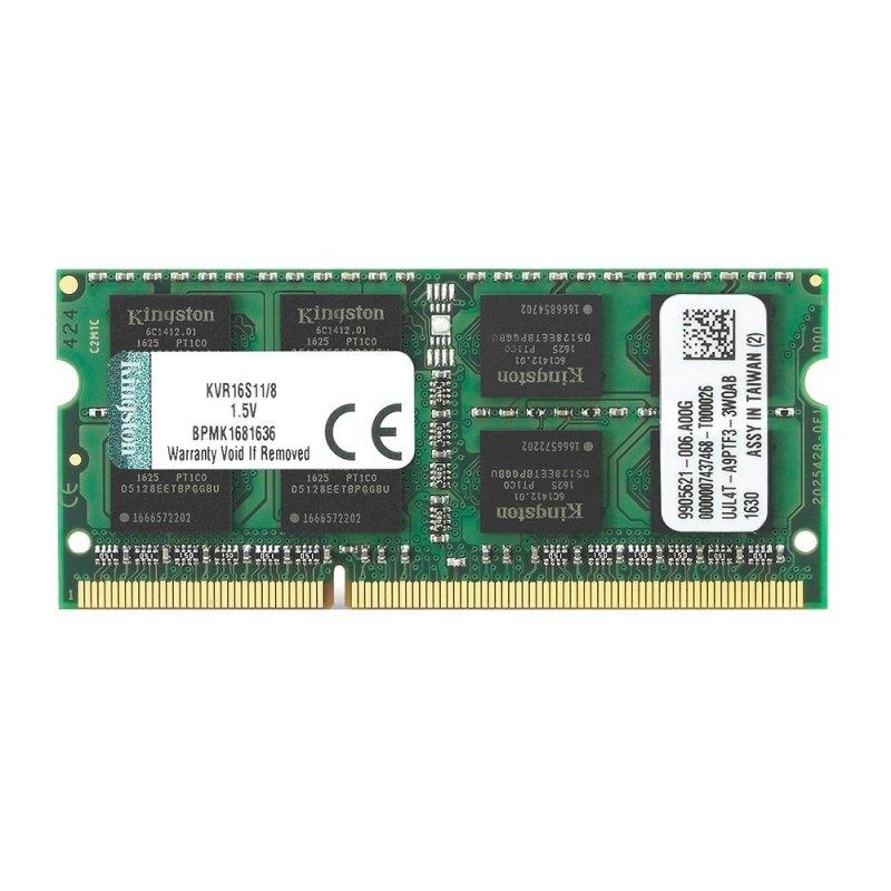 Kingston KVR16S11/8 SoDim DDR3 8GB 1600MHz