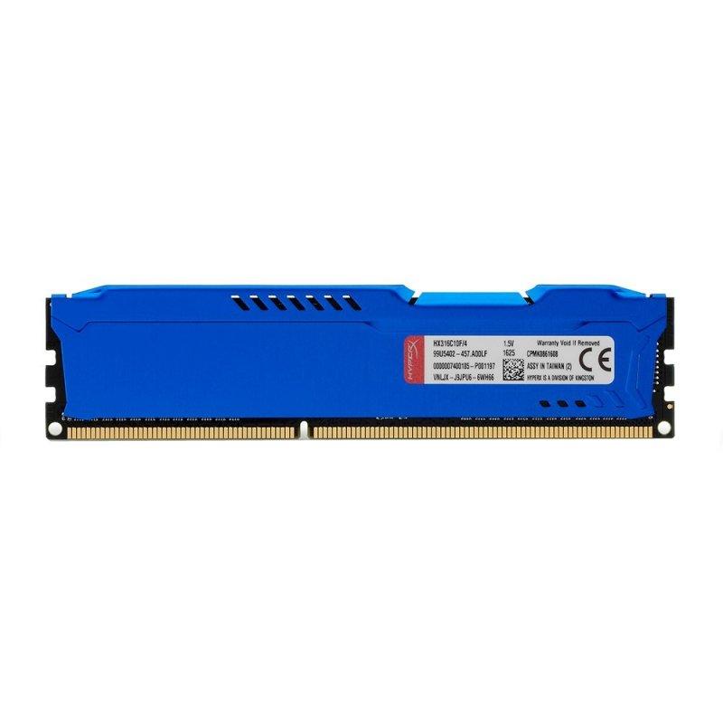 Kingston HX316C10F/4 HyperX Fury 4GB DDR3 1600MHz