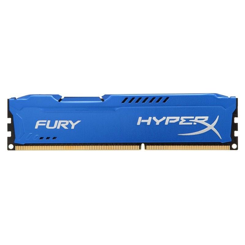 Kingston HX316C10F/8 HyperX Fury 8GB DDR3 1600MHz