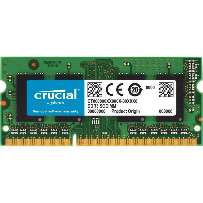 Crucial CT102464BF160B soDim 8GB DDR3L 1600MHz