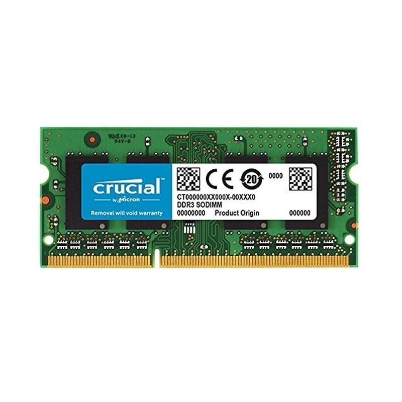 Crucial CT102464BF160B soDim 8GB DDR3L 1800MHz