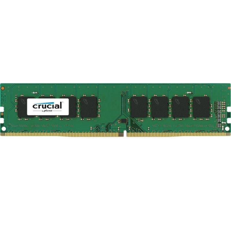 Crucial CT8G4DFS824A 8GB DDR4 2400MHz PC4-19200 SR