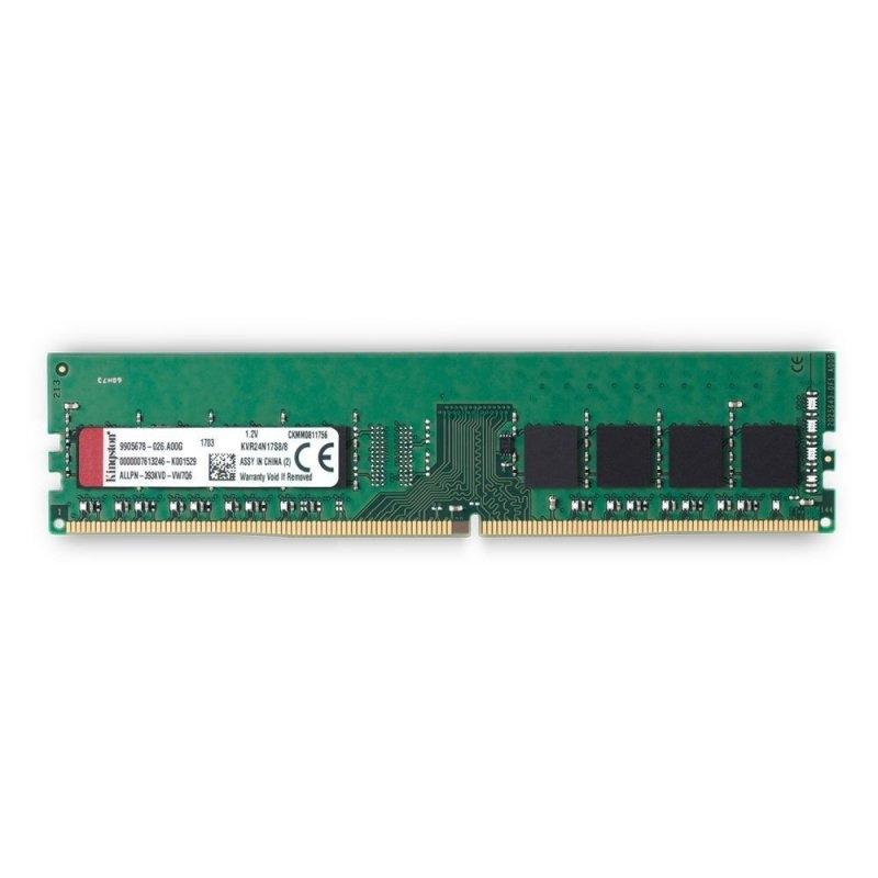 Kingston KVR24N17S8/8 8GB DDR4 2400MHz