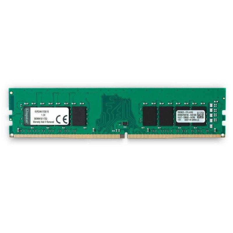 Kingston KVR24N17D8/16 16GB DDR4 2400MHz