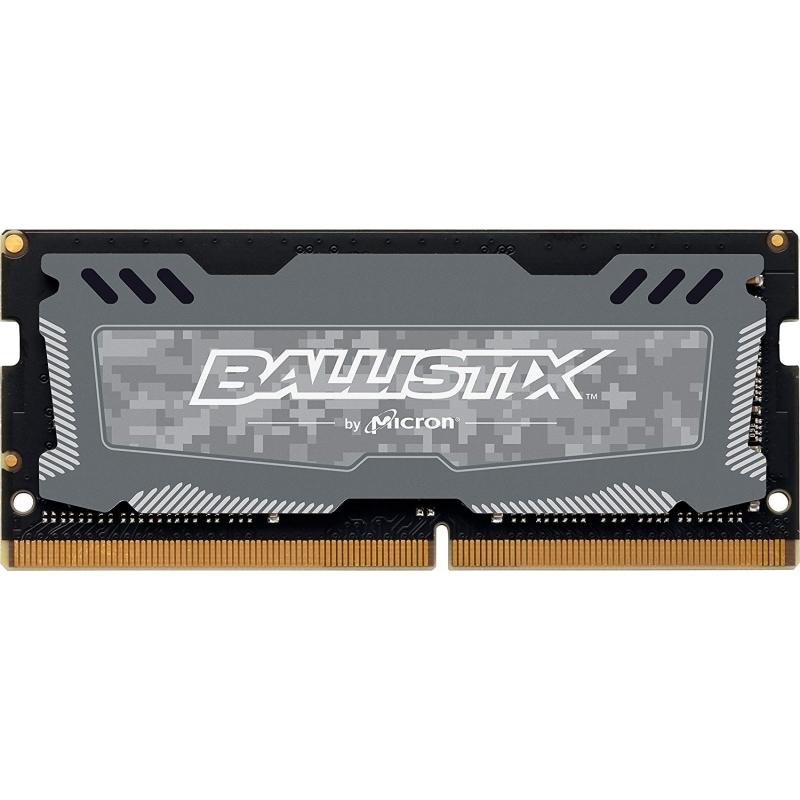 Crucial Ballistix Sport LT soDim 8GB DDR4 2600MHz