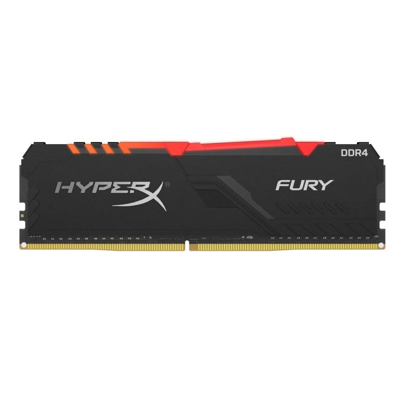 Kingston HyperX FURY DDR4 RGB 8GB 2400MHz