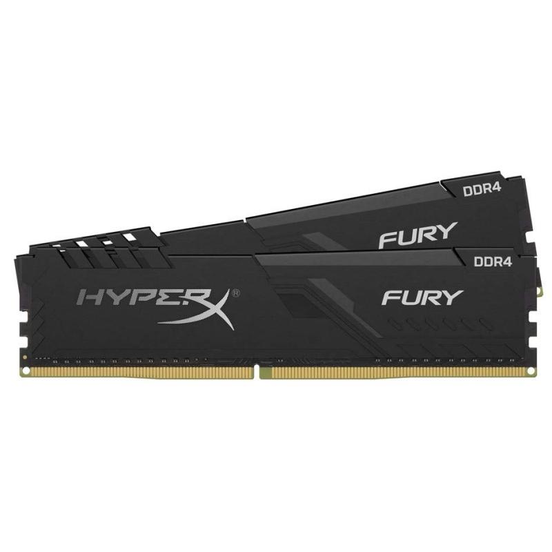 Kingston HyperX Fury Black 16GB (2x8GB) CL15 2400