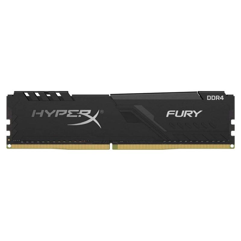 Kingston HX426C16FB3/4 HyperX Fury Bl 4G DDR4 2666