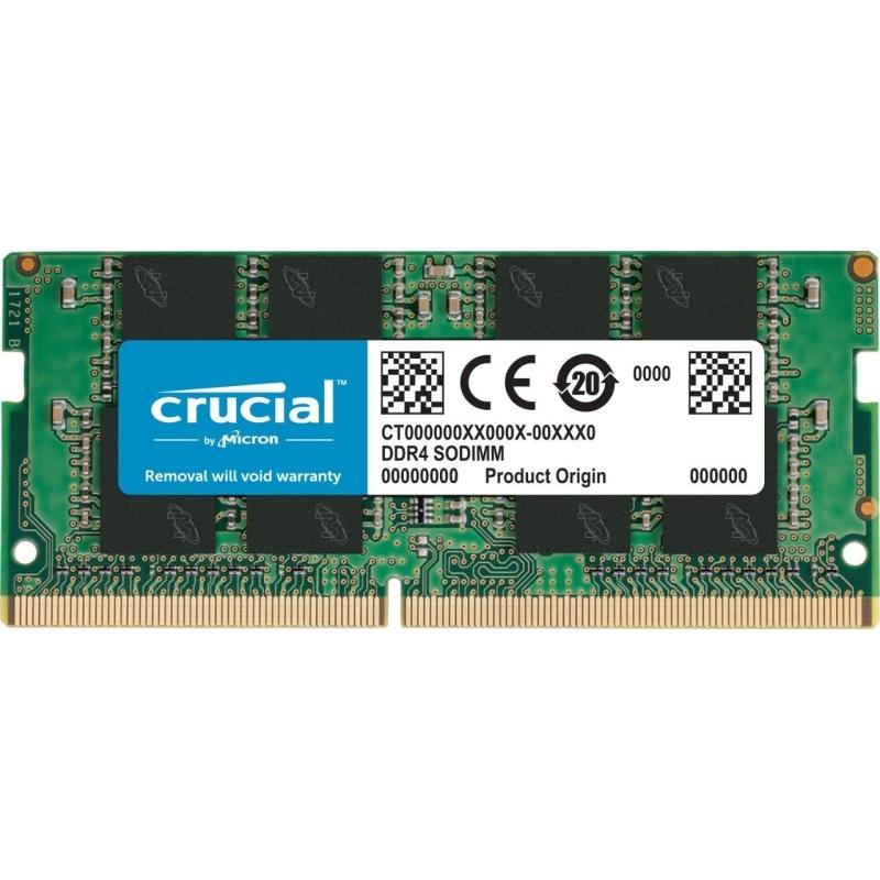 Crucial CT16G4SFD8266 16GB soDim DDR4 2666MHz