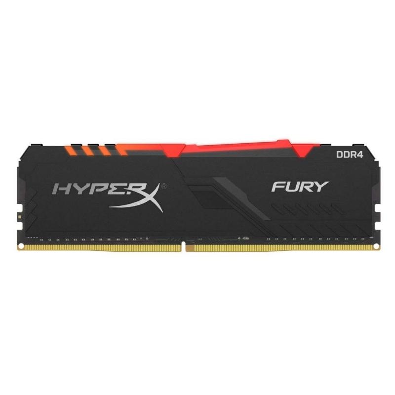 Kingston HX426C16FB3A/8 HyperX Fury 8G  DDR4 2666M