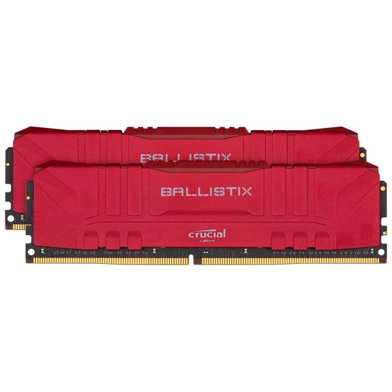 Crucial Ballistix 2x16G (32GB KIT) DDR4 2666 MT/s