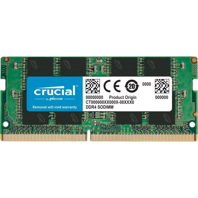 Crucial CT8G4SFRA266 soDim 8GB DDR4 2666MHz