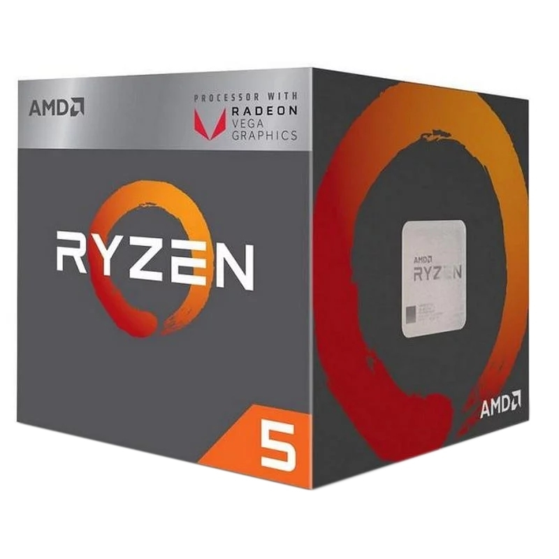AMD RYZEN 5 3400G 3.7GHz 6MB 4 CORE AM4 BOX