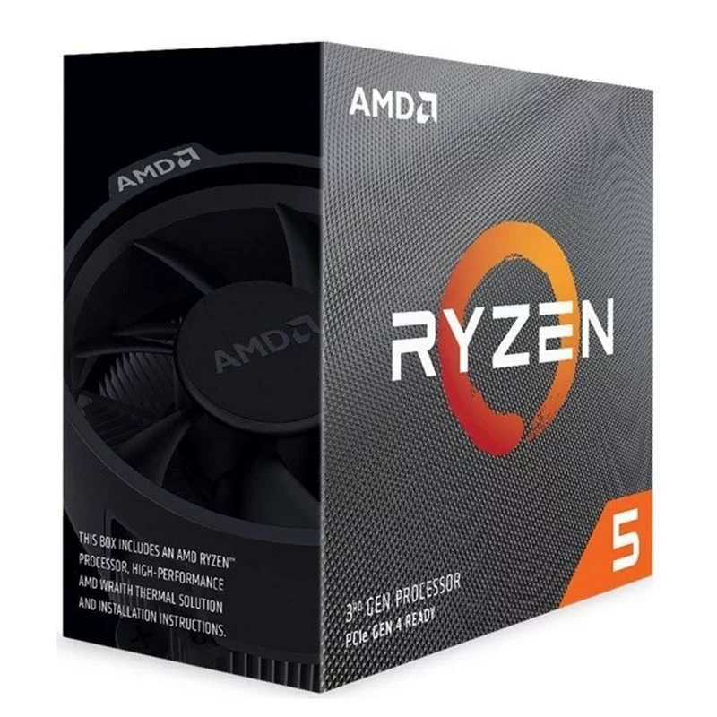 AMD RYZEN 5 3600 3.6GHz 35MB 6 CORE AM4 BOX
