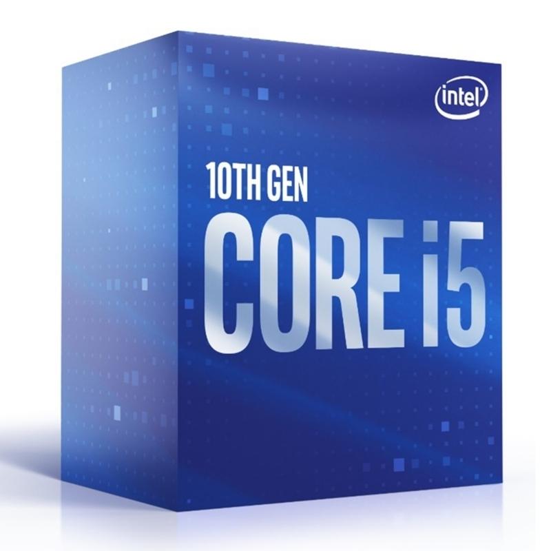 Intel Core i5 10500 3.1Ghz 12MB LGA 1200 BOX