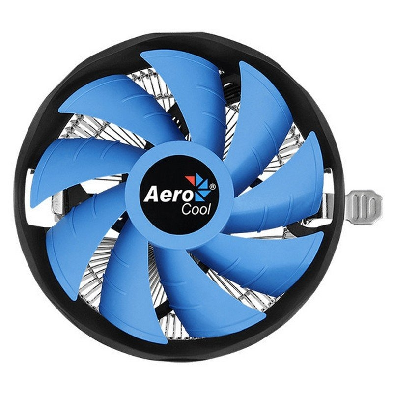Aerocool Ventilador CPU 90w 12cm PWM Ultrasilent