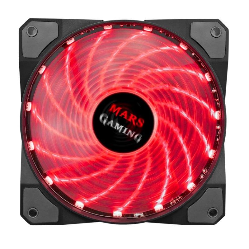 Mars Gaming MFRGB Ventilador 12cm 8 modos RGB