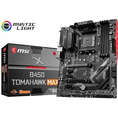 MSI Placa Base B450 TOMAHAWK MAX ATX AM4