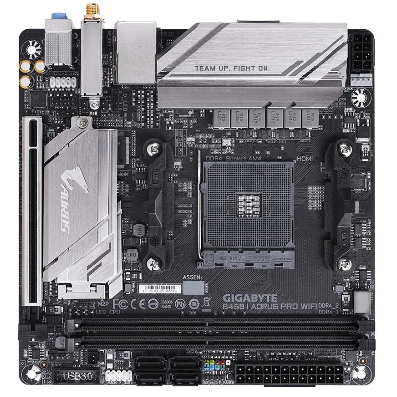 Gigabyte Placa Base B450 I AORUS  PRO WIFI ITX AM4