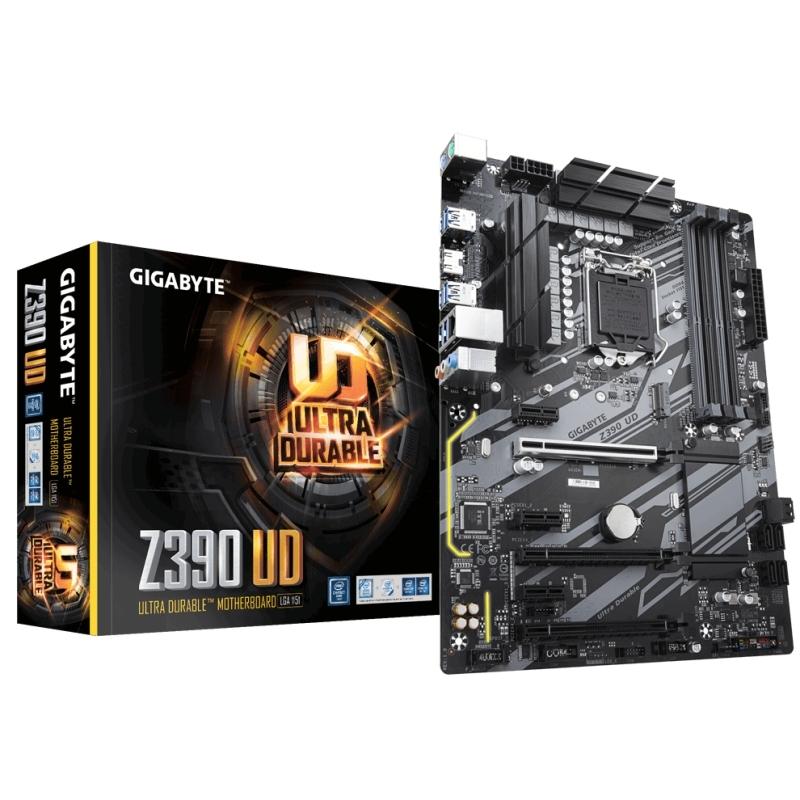 Gigabyte Placa Base Z390 UD ATX 1151