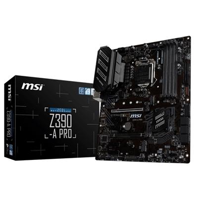 MSI Placa Base MPG Z390-A PRO ATX LGA1151