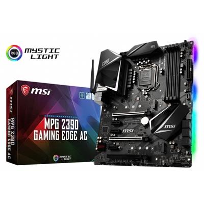 MSI Placa Base MPG Z390 GAMING EDGE AC ATX LGA1151