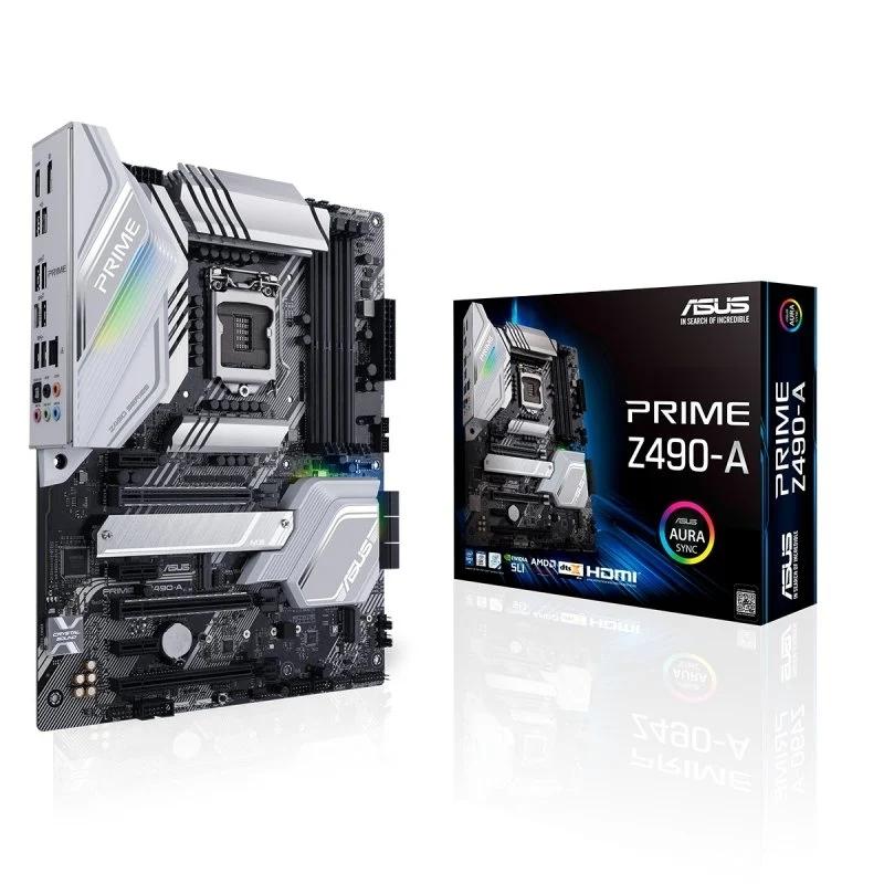 Asus Placa Base Prime Z490-A ATX  LGA1200
