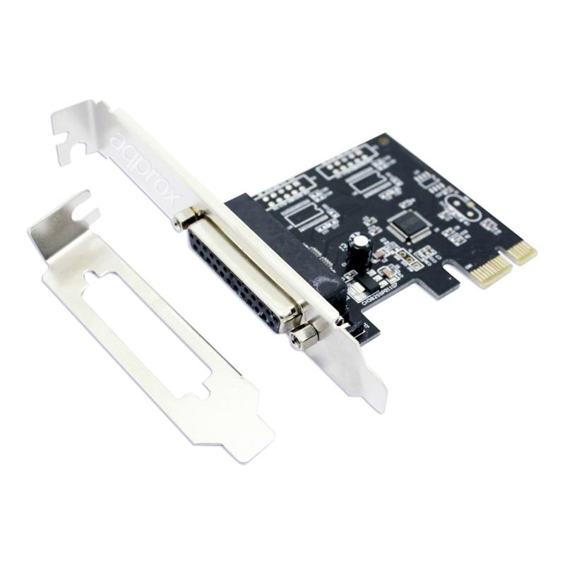 approx! APPPCIE1P Tarj.Cont. 1 Paralel PCI-E LP&HP
